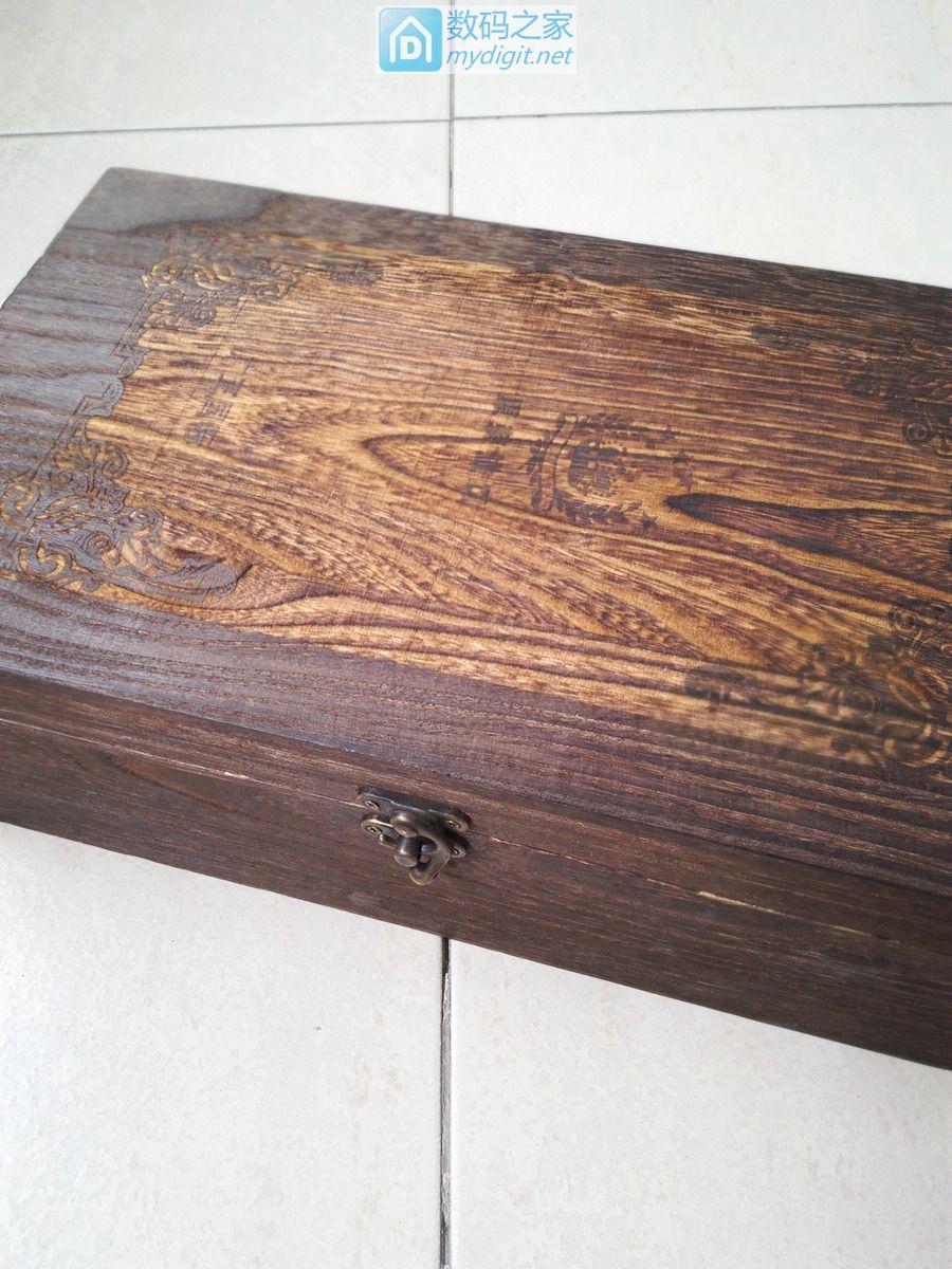 废物利用~红酒木盒DIY角磨机手提工具箱,利用红酒盒存放工具及储物