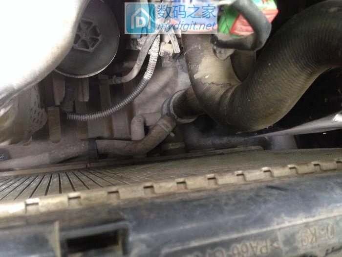 世嘉1.6二厢自动DIY换机油机滤空滤和防冻液(76图)