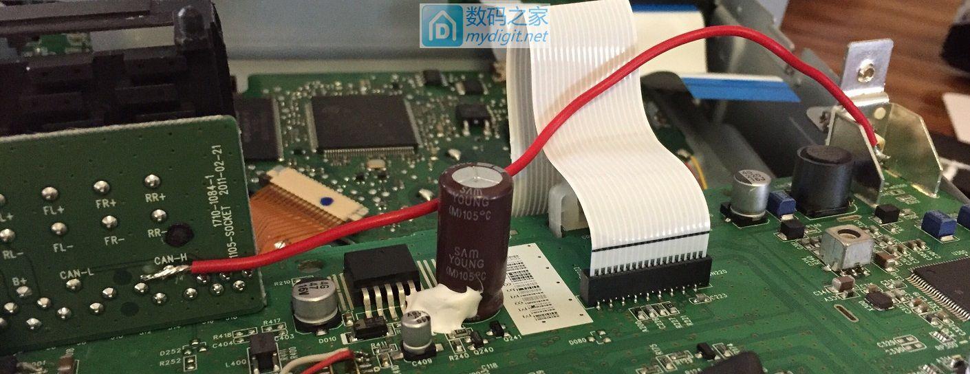 换种芯片STC15W480AS也搞定大众车机CAN模拟。