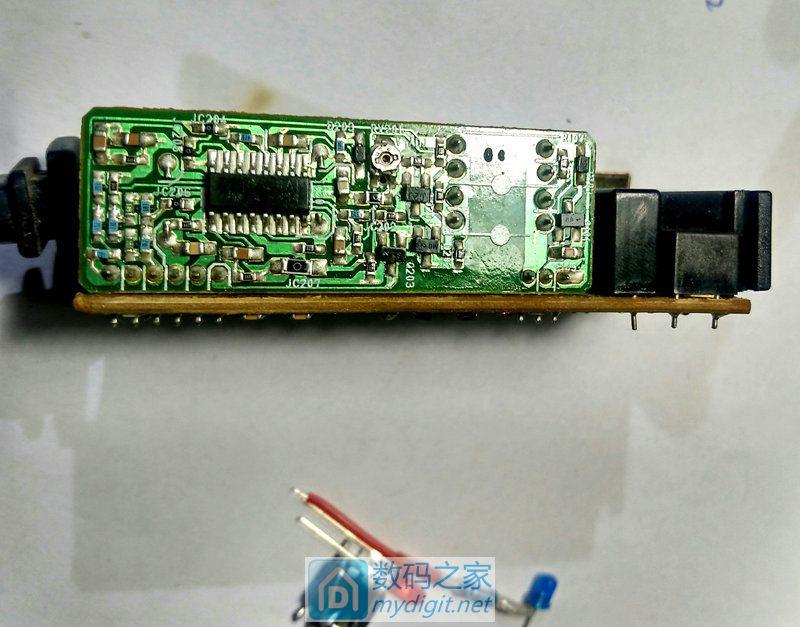用索尼4.2V电源适配器DIY的4S平衡充