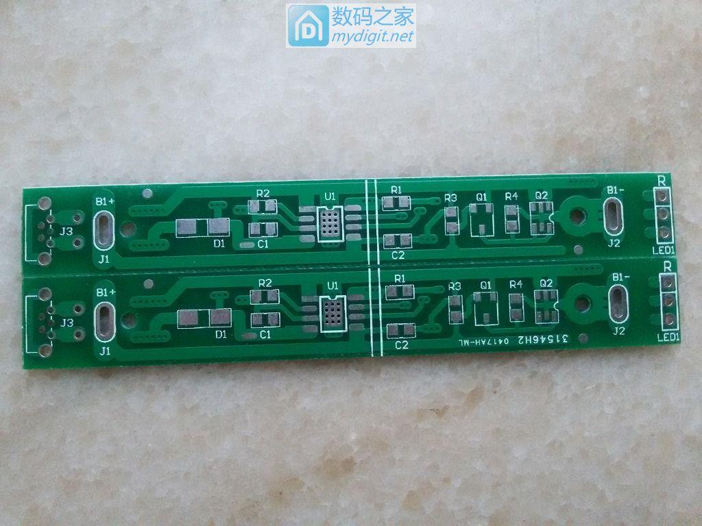 组装米勒M-101 18650充电器