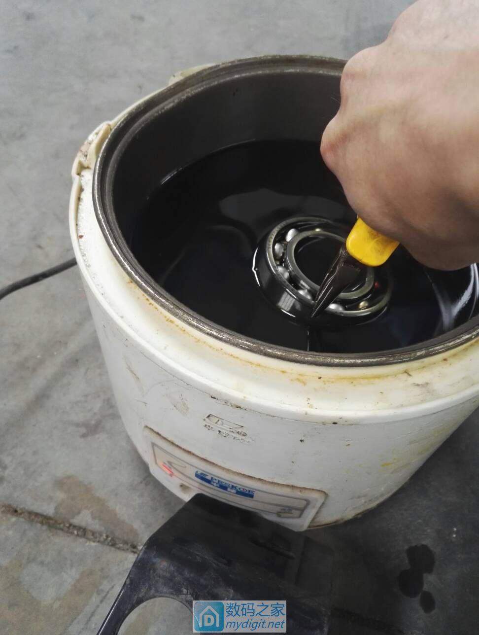 费电饭锅加热轴承保养电机。
