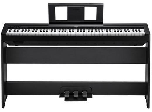 雅马哈电钢琴p48怎么样