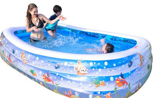 倍护婴婴儿游泳池怎么