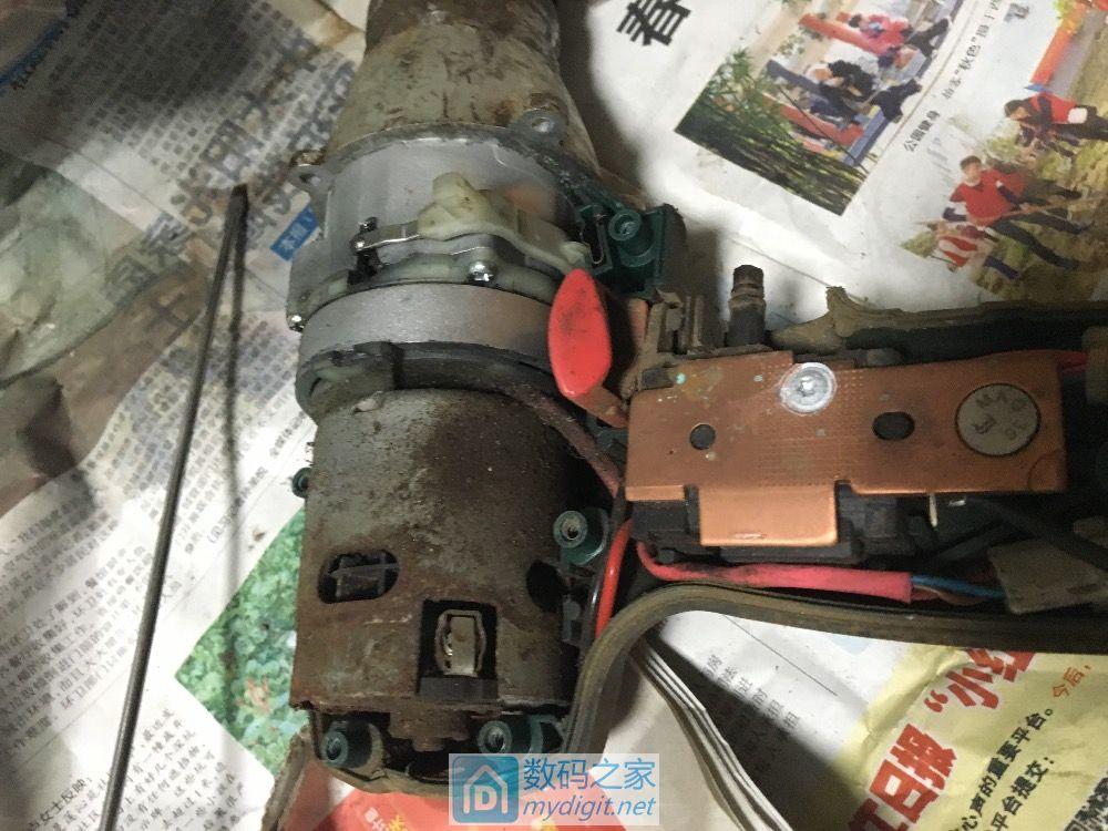 拆解洋二麦太保18伏充电钻/持续更新