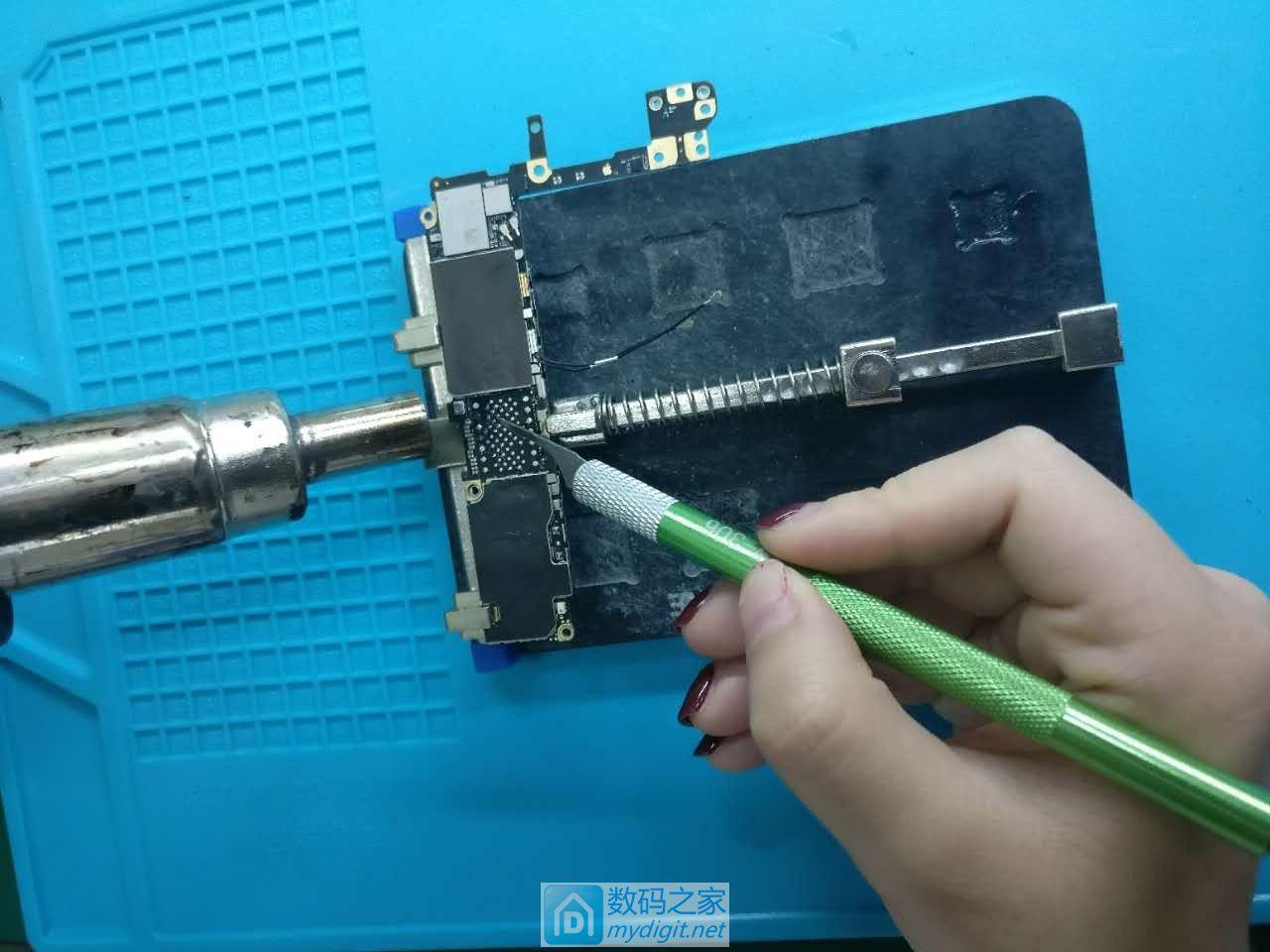 iPhone6S扩容过程图解教程(妹纸加持)