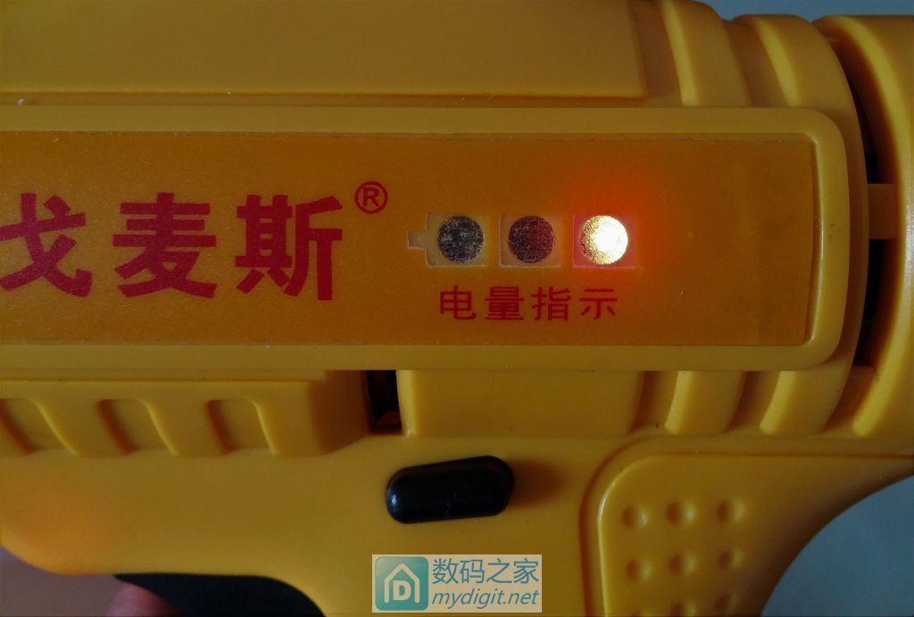 Re:为戈麦斯锂电钻添加电量显示功能(调速器结构原理详解+电量板设计制作+调试安装 ..