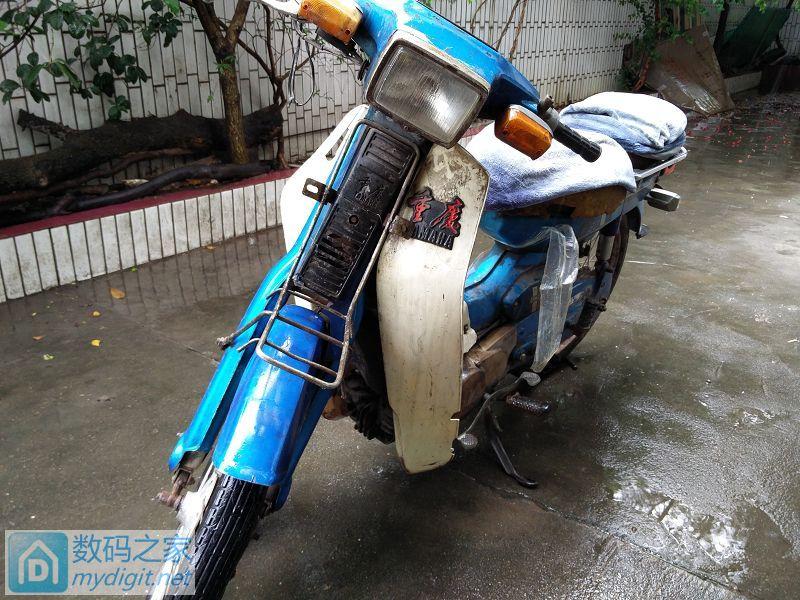 时代的见证,重庆雅马哈CY80维修翻新