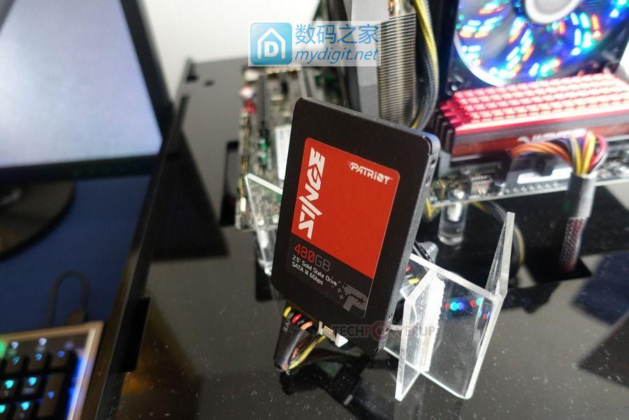 """""""内外兼修"""" 博帝展示Singe与Spark系列龟速SSD"""