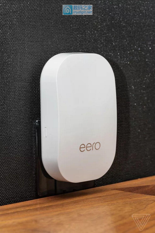 给你的不止有舒心上网体验 2017版Eero网格化无线路由发售
