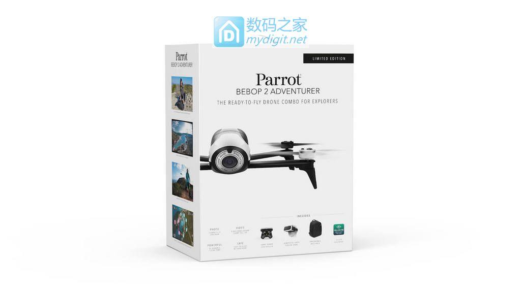 """咋又跟大疆较上劲了?Parrot""""紧急""""发售2款菜鸟级无人机,便宜爆了"""