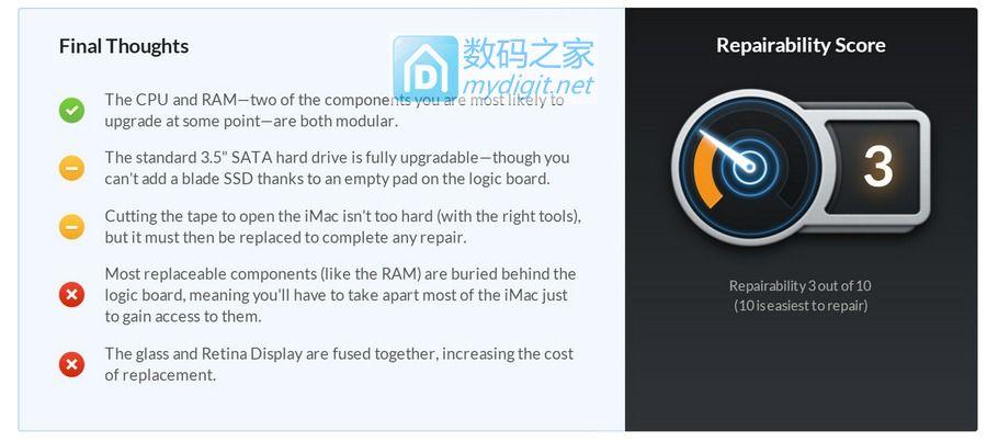 内藏大惊喜!2017 款 21.5寸 iMac Retina 4K拆机