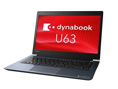 临嗝P前的咆哮?东芝自豪发布10防超极本dynabook U63/D