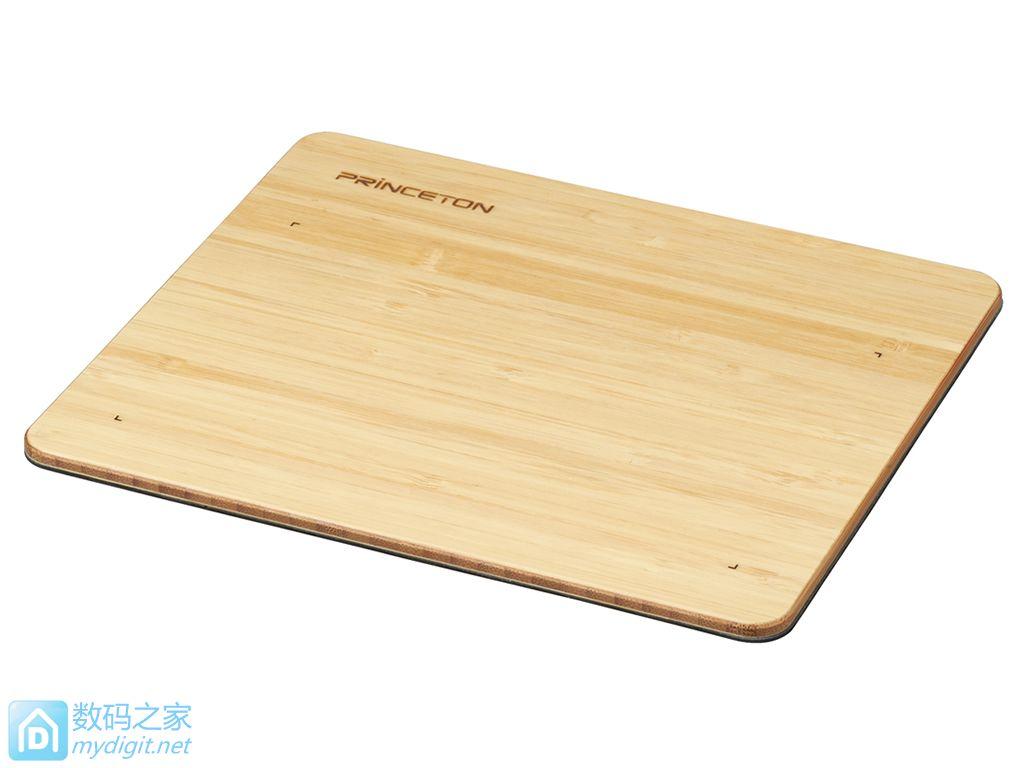 """清逸素雅""""菜板""""风薏本品牌打造清香原木数位板 WoodPad"""
