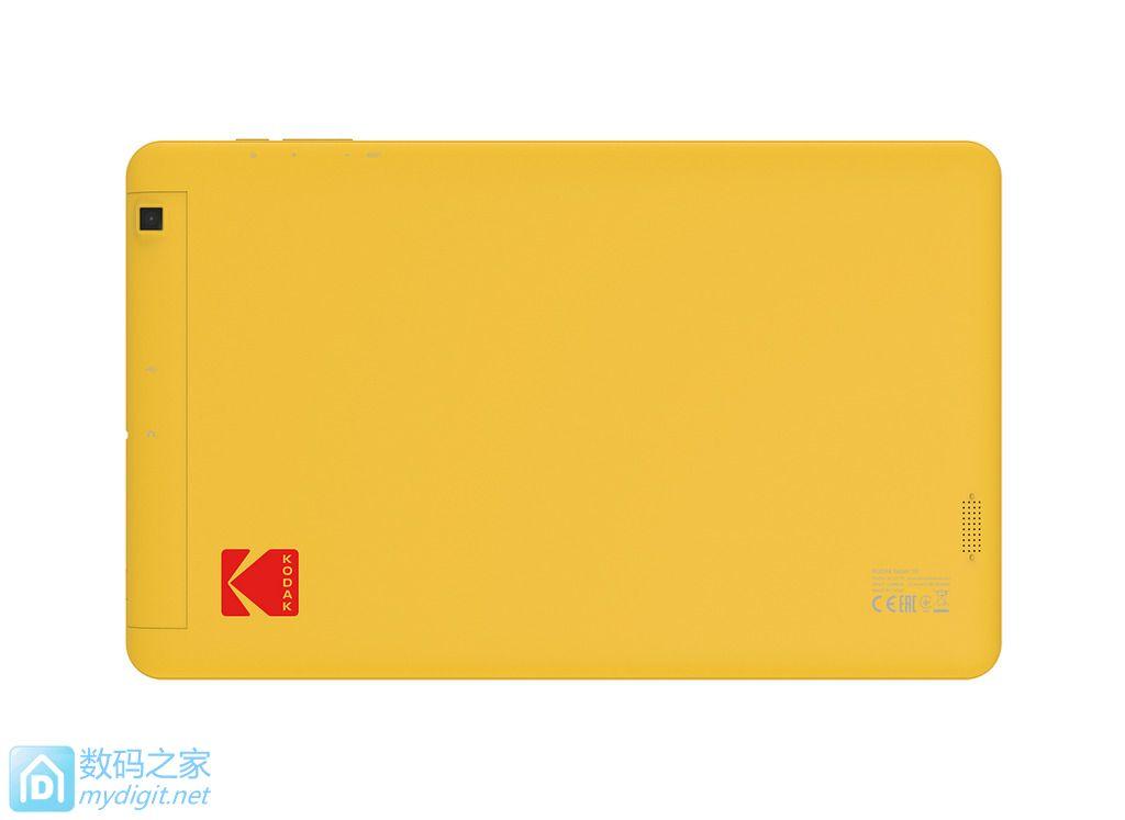 """继续作大死?柯达""""自主品牌""""平板电脑霹雳登场,很黄很弱鸡"""