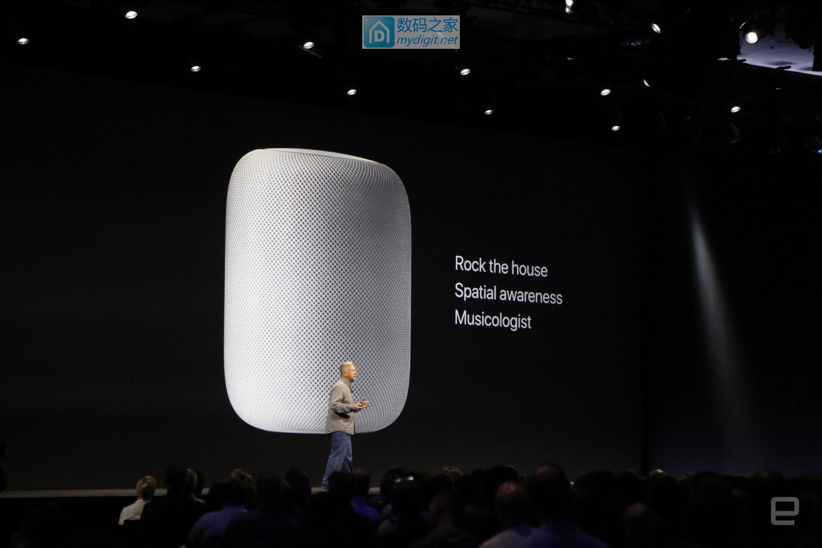 都猜错了!苹果首款智能音箱不叫Siri Speaker,而是HomePod