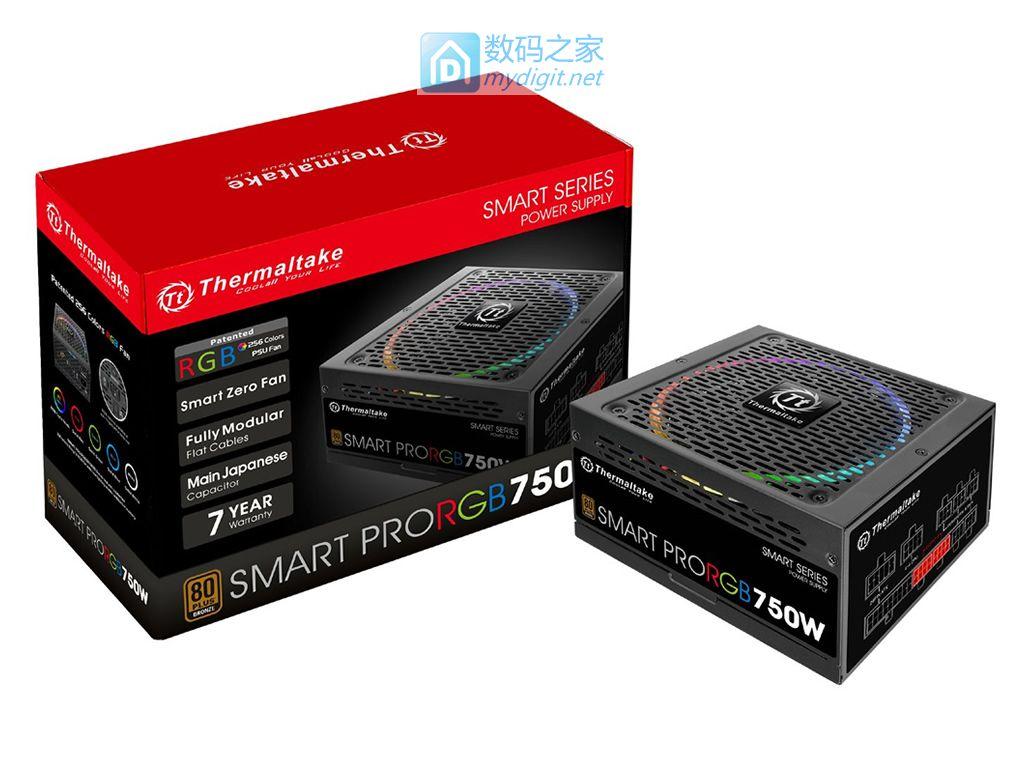 报价不太友善但售后诱人 耀越SMART PRO RGB全模电源