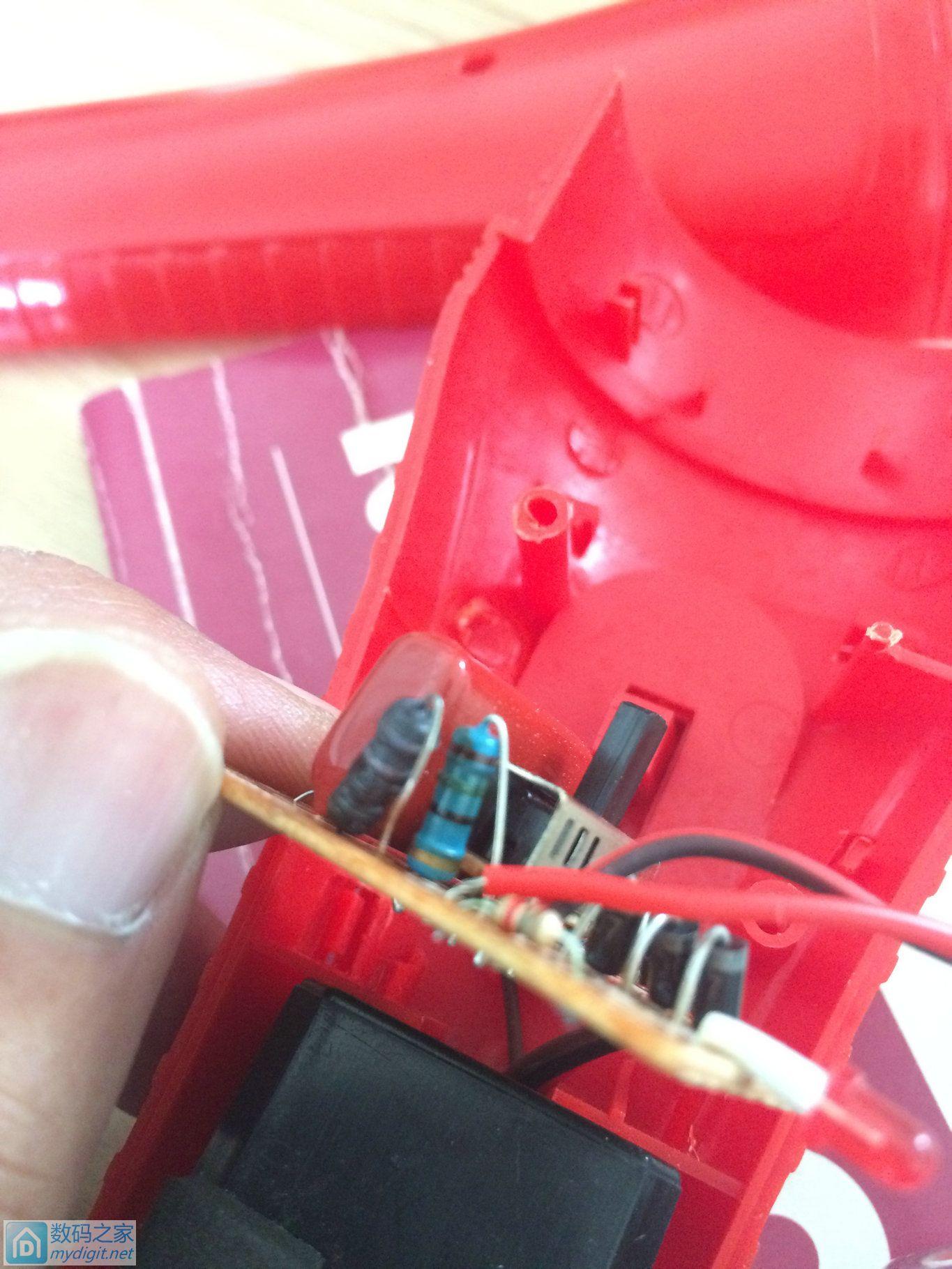 请教LED手电筒维修