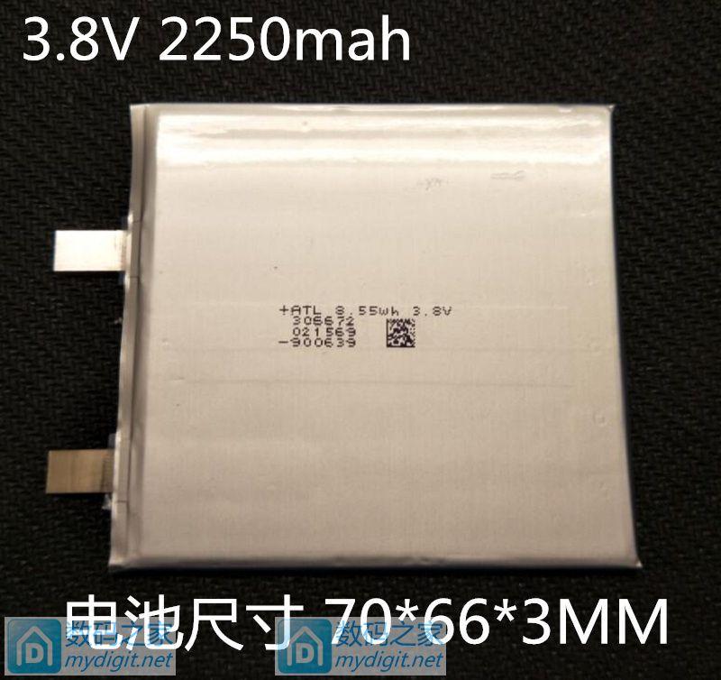 全新原装 3.8V 8.55WH