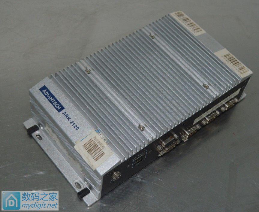 研华工控电脑 ARK2120