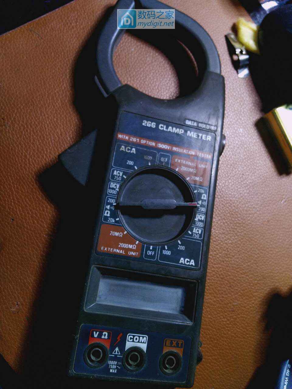 266clampmeter