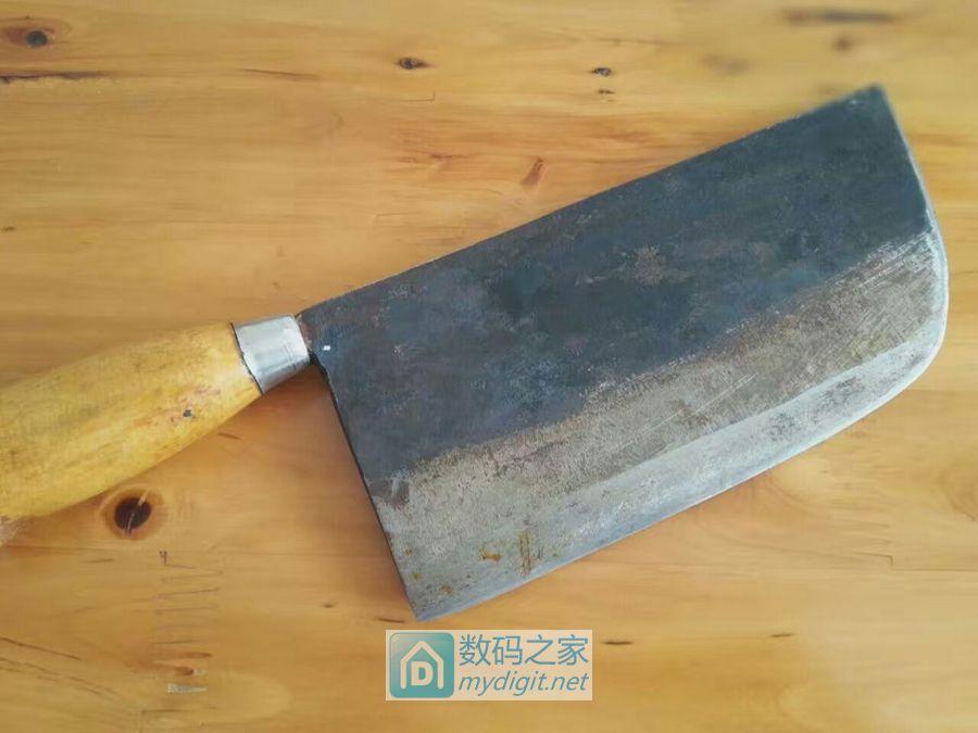 磨刀不误砍柴工,双立人厨刀的刃磨方法