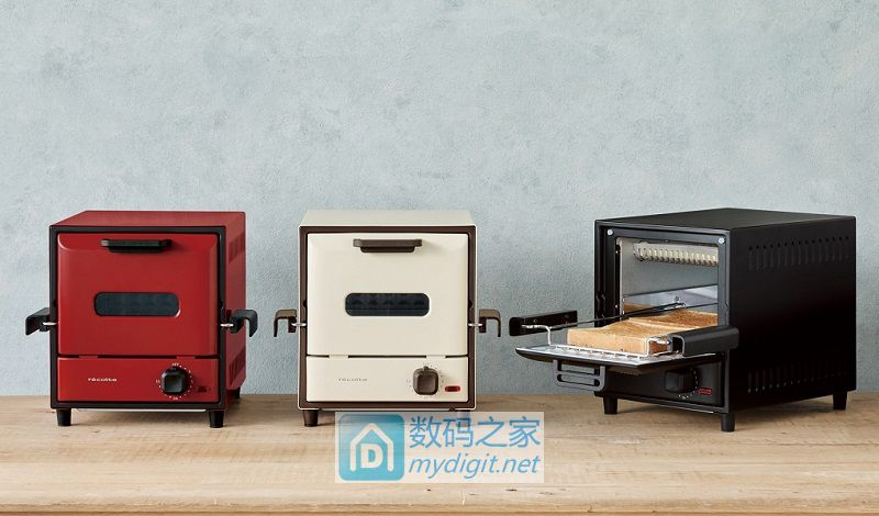 单身生活从此更精彩 岛国厂商新推体型仅相当A4纸的私人电烤箱