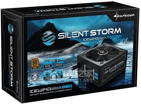 失传凉又静技术再显神威 旋刚SilentStorm Icewind电源