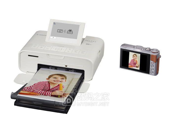 佳能发布炫飞CP1300,一把年纪蜀黍阿姨也能无师自通打照片