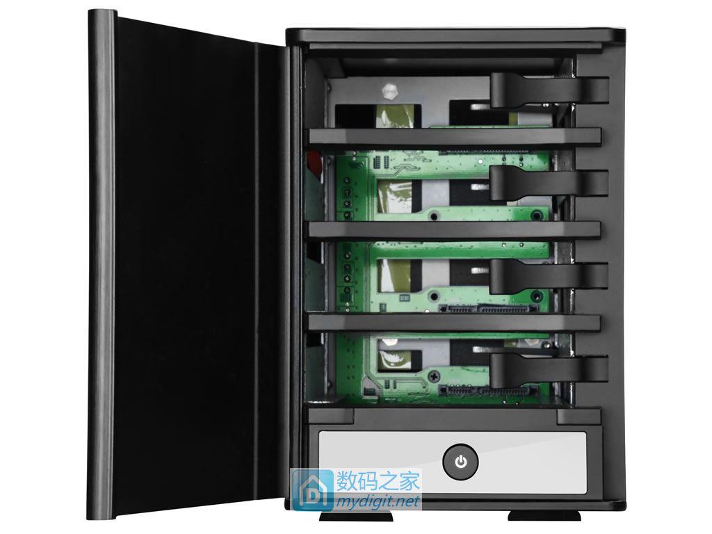"""从此""""大姐姐""""不再说走就走 银欣发布高质量硬盘盒SST-TS431"""