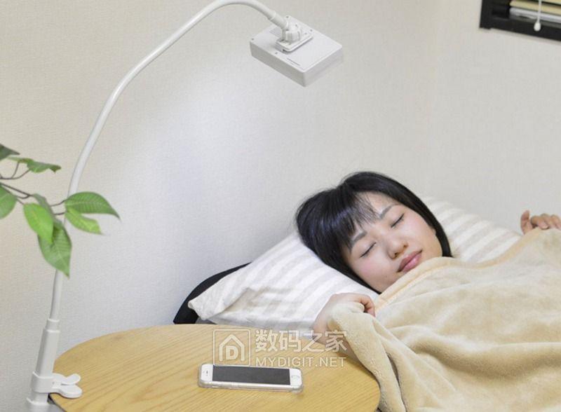 究极懒虫必败佳品 日本脸中国心的鱼竿式闹钟