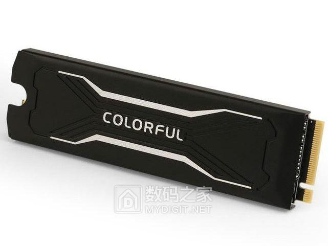 令人心旷神怡的高端性能 七彩虹海外发布重磅SSD新品