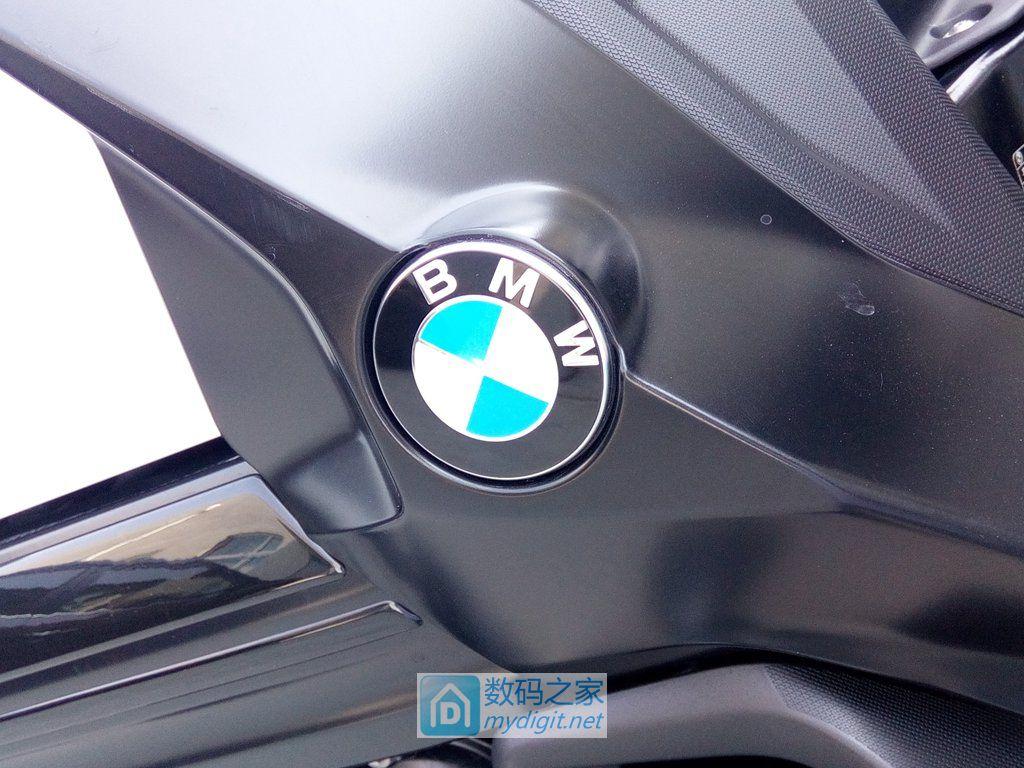 近距离欣赏,德国宝马摩托车 BMW F800R(原创首发)