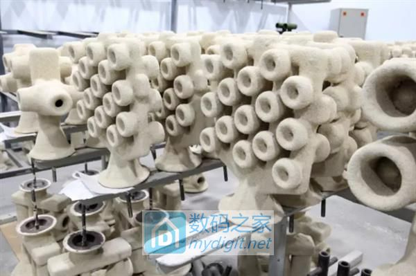 铸造业亟待转型升级 3D打印技术将发挥作用
