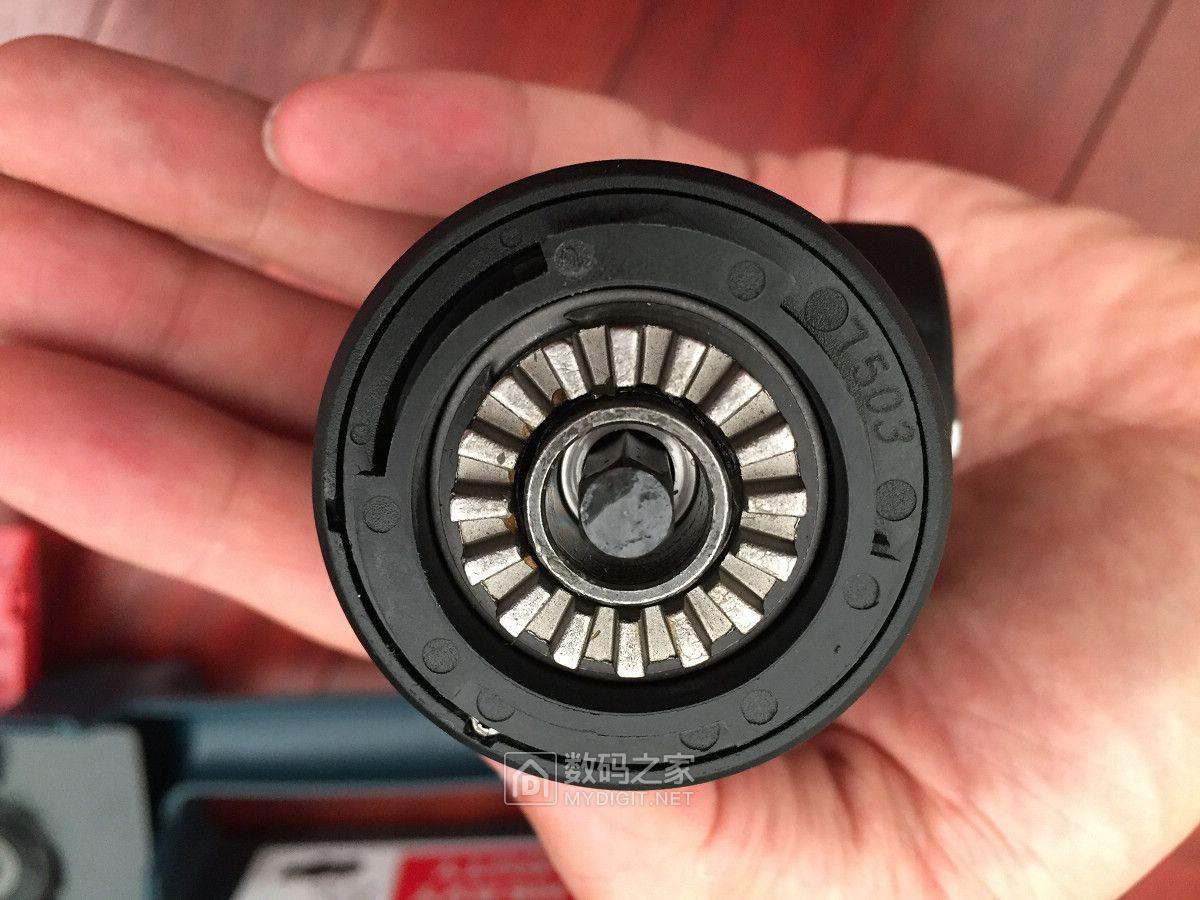 博世2017年新产品 GSR12V 15FC 快换套装开箱简评