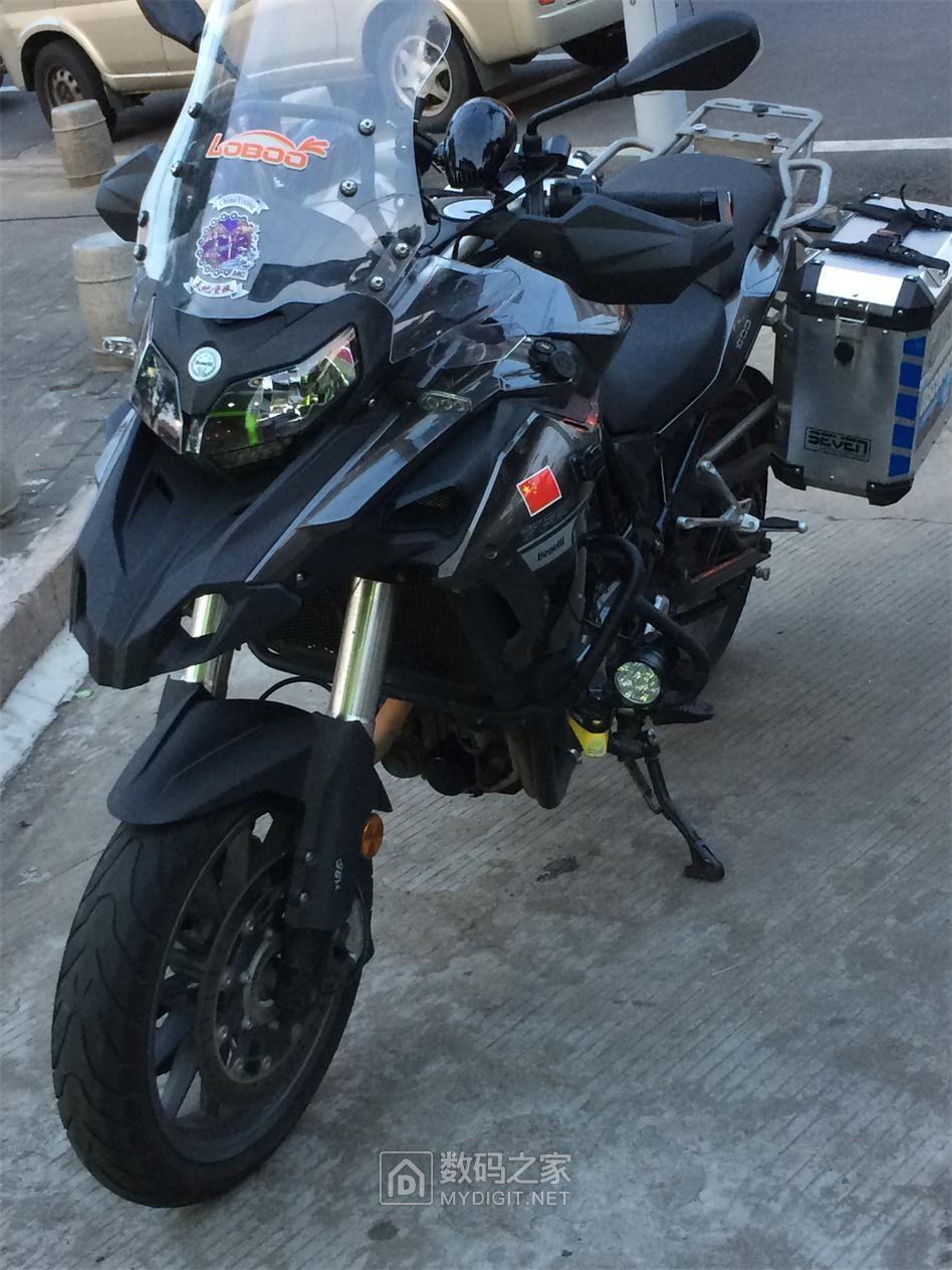 摩托车越来越漂亮了