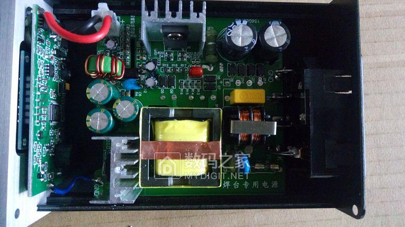 OLED数显T12焊台散件12