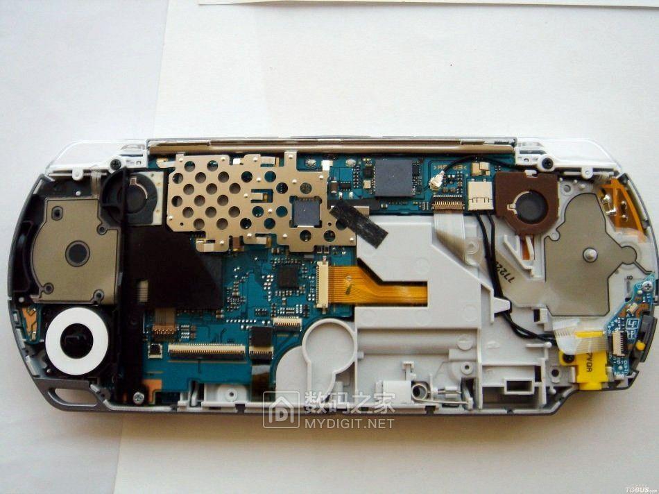前车之鉴,PSP-3000改大容量锂电