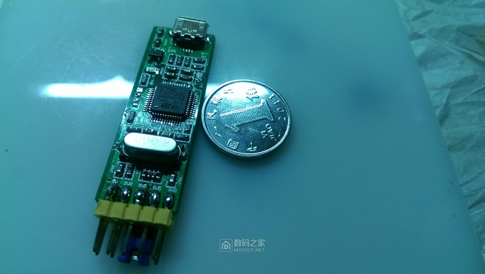 扔掉你的CH340烧写器!再造JLINK-OB Tiny版