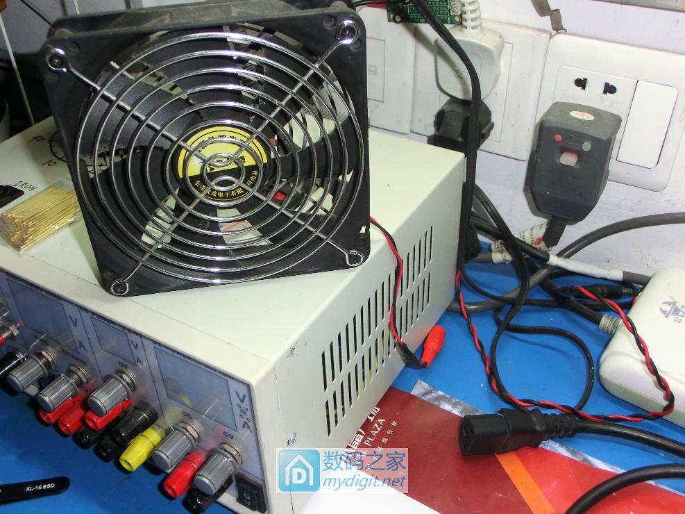 『伟云DIY』电子维修多功能工作台