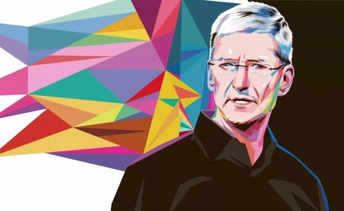 """苹果CEO库克回应""""创新乏力""""质疑:不会急于争第一"""