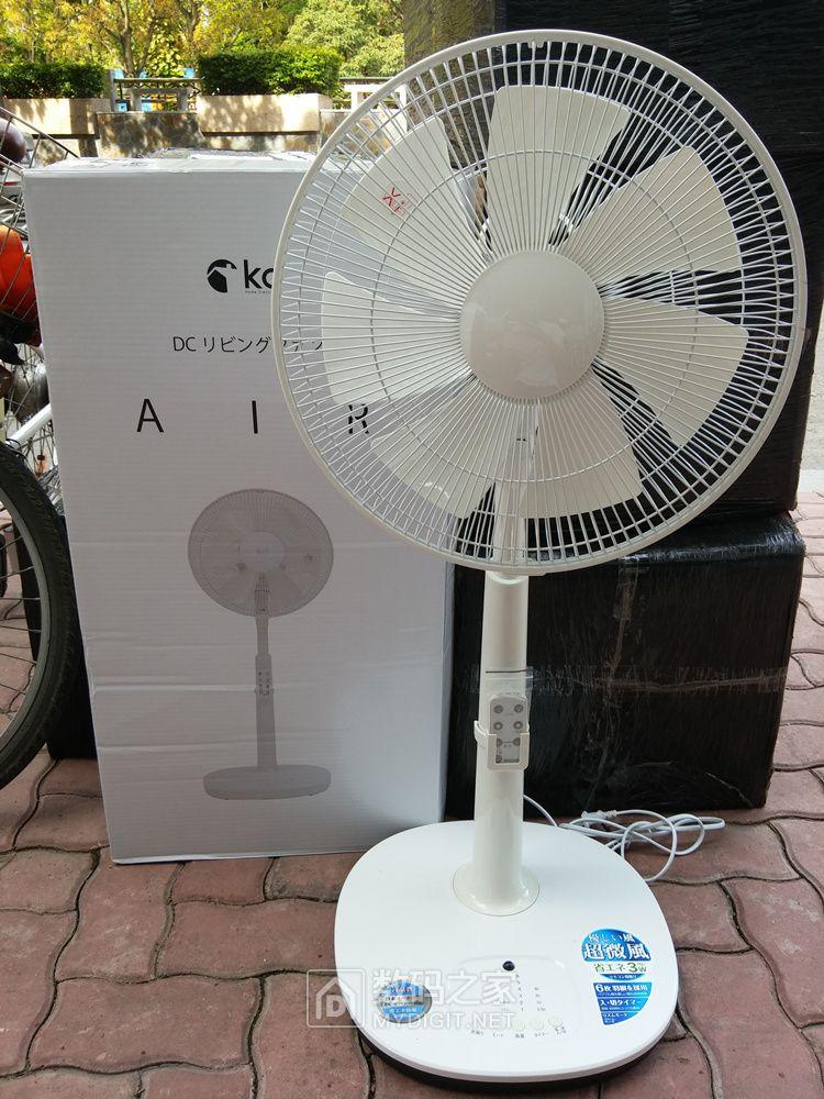 KD AIR这款直流风扇怎么样?有买过的坛友吗?