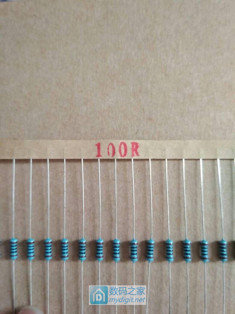 如何测量电阻的功率