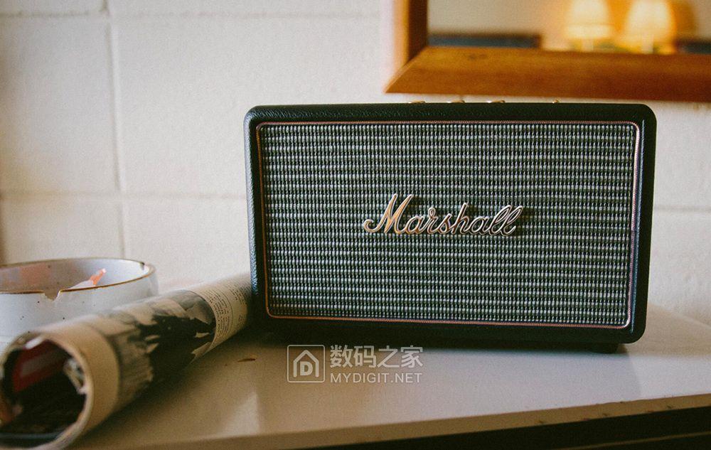 装修公司又少赚一笔 马歇尔新音响支持免布线跨房联播