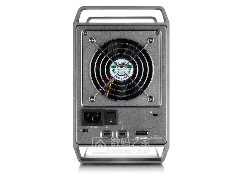老司机狂野飙车 艾客优品发布雷霆战舰Quad X超级硬盘盒