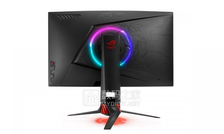 才色兼备 华硕ROG XG27VQ败家显示器今夜预售