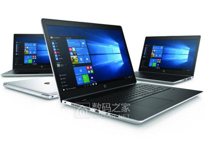 陪老大一块儿死命挤膏药 惠普推8代酷睿本ProBook 400 G5