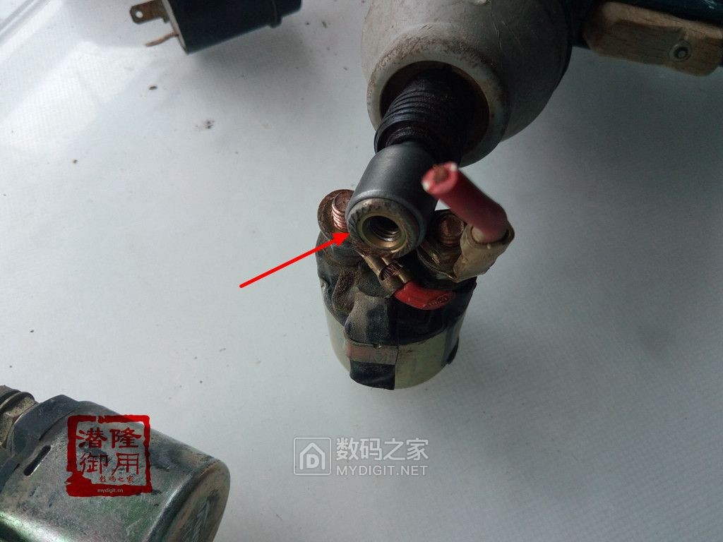 原厂配件的真假李逵,三款摩托车的启动继电器精细拆解与分析!