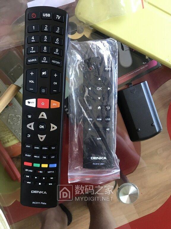 带刀者65寸4K电视到货开箱