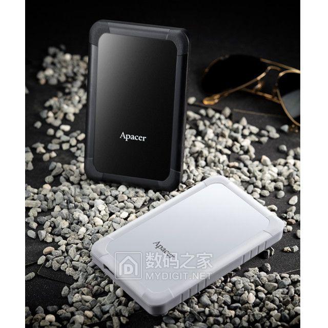 宇瞻AC532移动硬盘:三重防损,完美呵护珍贵数据